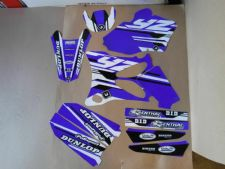 New YZ 85 02-14 PTS4 Team Graphics Sticker Decals Kit 03 04 05 06 07 08 09 10 11